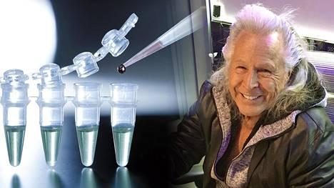 Peter Nygård uskoo saaneensa kantasoluhoitojen avulla jo lisävuosia elämäänsä.