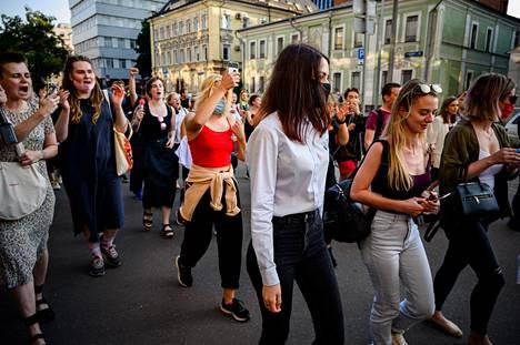 Hatshaturjanien siskot ovat saaneet valtavasti tukea Venäjällä.