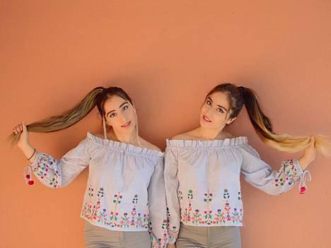 Somessa parivaljakko poseeraa usein samanlaisissa vaatteissa, mutta arkielämässä he yrittävät edes hieman erottautua toisistaan tyylillisesti.