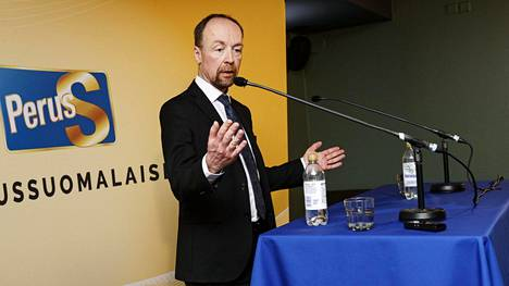 Jussi Halla-aho sanoi, että perussuomalaiset ovat valmiita hallitusvastuuseen, jos puolue pystyy hallituksessa ajamaan itselleen tärkeitä asioita.