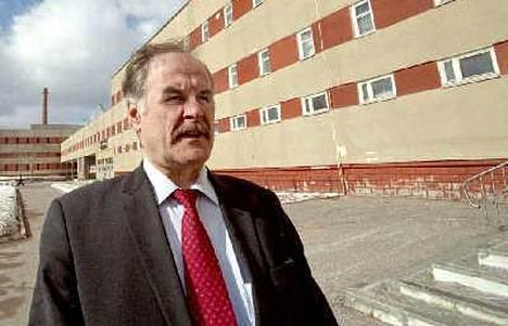 Metsäpoliittinen erityisasiantuntija Kalevi Kyyrönen sai elokuussa Venäjän viranomaisilta kehotuksen poistua maasta kahden viikon kuluessa.