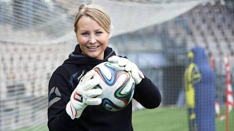 Paula Myllyoja siirtyi kesällä Åland Unitedista Italiaan.