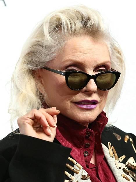 Debbie Harryn tyyliä on seurattu koko hänen uransa ajan.
