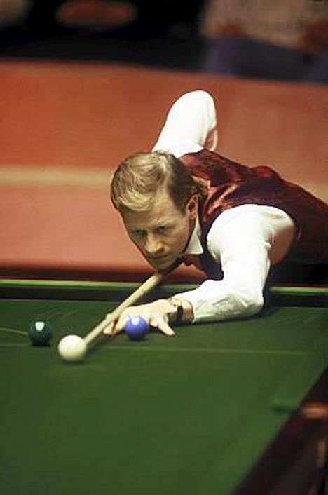 Higgins tunnettiin snookerin väriläiskänä.