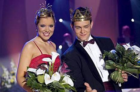 Tangokuningattareksi valittiin Jenna Bågeberg ja Henri Stenroth.