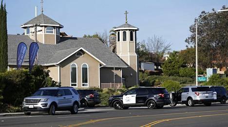 Synagoga-ampumisessa kuoli yksi ja haavoittui kolme.