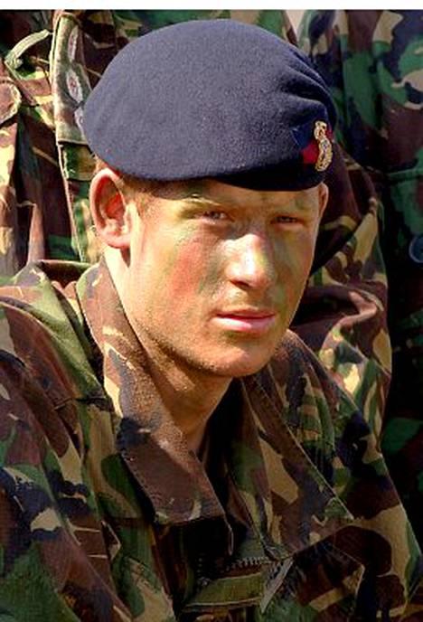 Prinssi Harry liittyy kuuluisaan nepalilaiseen prikaatiin neljän päivän ajaksi.