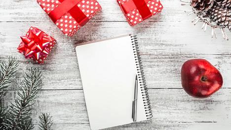 Keskity kirjeen saajan hyviin ominaisuuksiaan ja ihaniin puoliin.