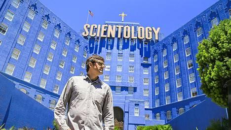 Louis Theroux teki dokumentin skientologiasta. Nykyiset kirkon jäsenet vaikenivat kuin muuri.