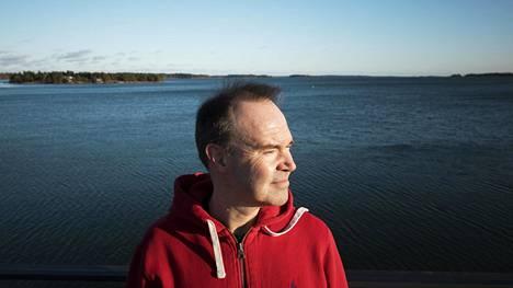 Yrittäjä Peter Vesterbackan tarkoituksena on ollut rakentaa Helsingin ja Tallinnan välille tunneli.