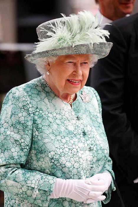 Kuningatar suosii lähiruokaa ja monet ainekset tulevatkin kuninkaallisen perheen omilta tiluksilta.