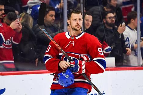Montrealin Tomas Tatarin huhutaan olevan Coloradon kiikarissa.