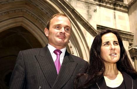 Charles ja Diana Ingram ovat ajautuneet jo neljännen kerran konkurssiin.