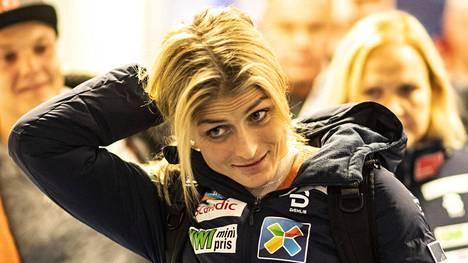 Therese Johaug ei sulje pois osallistumista yleisurheilun EM-kisoihin ensi kesänä Pariisissa