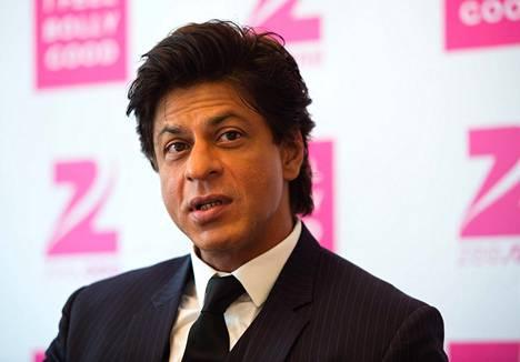 Shah Rukh Khan on esiintynyt yli 70 elokuvassa.