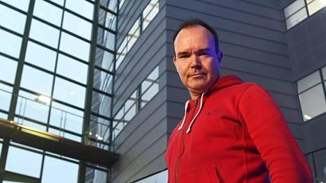 Peter Vesterbacka luottaa megahankkeensa toteutumiseen.