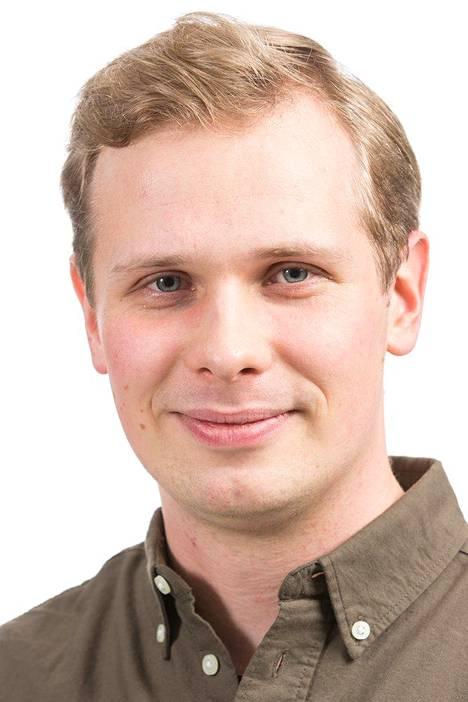 Haaviston erityisavustaja Joel Linnainmäki kertoo sähköpostissaan keskustelleensa ulkoministerin kanssa al-Holin ajankohtaisesta toimintalinjasta.