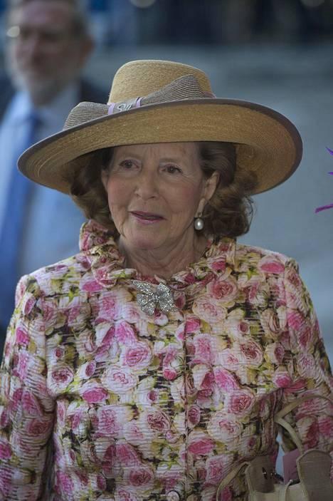 Lady Glenconner oli prinsessa Margaretin hyvä ystävä.