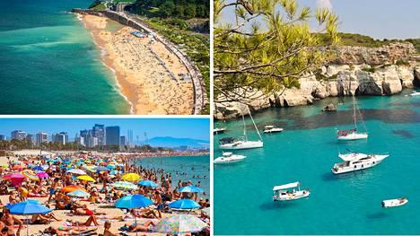 Fodor´s Travel valitsi Espanjan kauneimmat rannat.