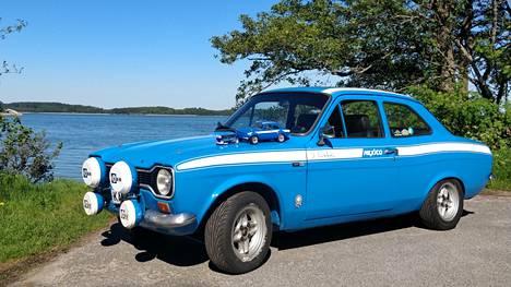Ford Escortin Mexico-malli sai nimensä Lontoo–Mexico- rallin voitosta vuonna 1970.