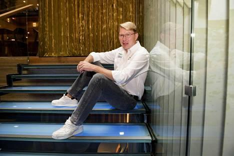 Mika Häkkinen täyttää 50 vuotta.