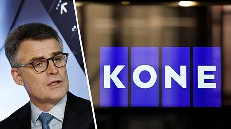 Henrik Ehrnroothin mukaan Thyssenkrupp halusi Koneelta 2,5 miljardin euron suuruisen ennakkomaksun.
