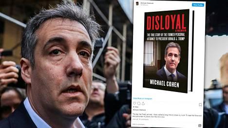 Trumpin entinen asianajaja Michael Cohen julkaisi kirjansa esipuheen torstaina verkkosivuillaan.