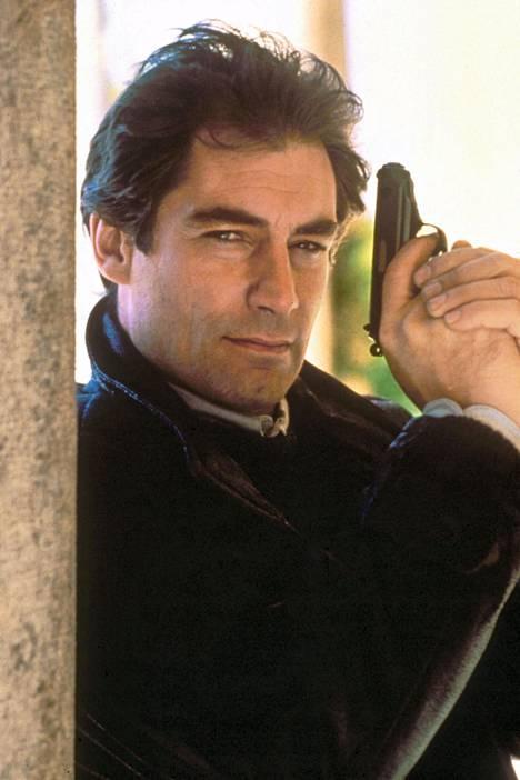 Kahden elokuvan James Bond Timothy Dalton on Britanniassa tunnettu myös teatterinäyttelijänä.