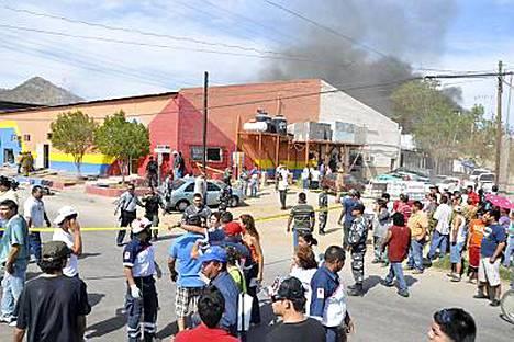 Meksikolaisen lastentarhan tulipalo vaati 44 lapsen hengen. Palon syyksi paljastui rikkoutunut ilmastointilaite.