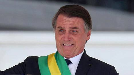 Jair Bolsonaro nousi tiistaina Brasilian presidentiksi.