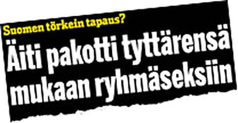 IS kertoi Suomen törkeimpiin seksuaalirikoksiin lukeutuvasta tapauksesta netissä 27. lokakuuta