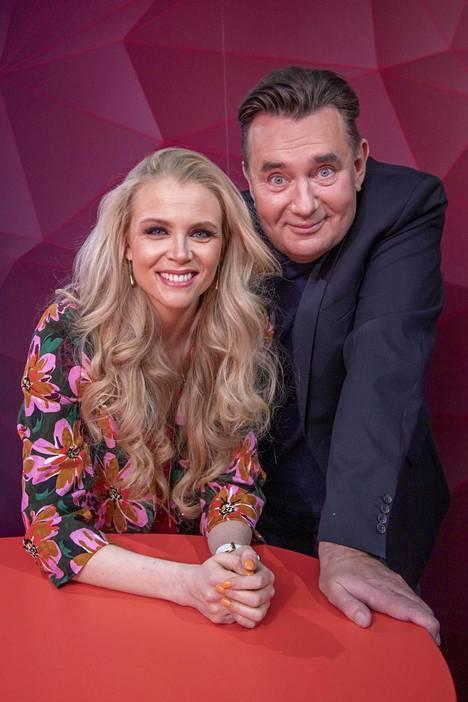 Tuttu Juttu Show nähdään syksyllä MTV3-kanavalla.