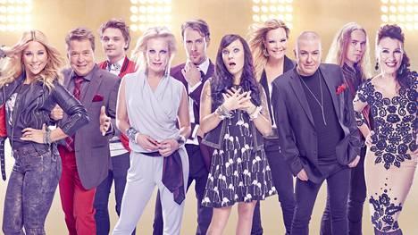 Tähdet, tähdet -ohjelman toinen kausi alkaa tänään MTV3-kanavalla.