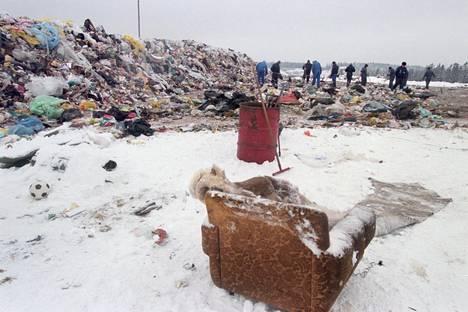 Tapaus alkoi paljastua, kun Kiertokapulan kaatopaikalta löytyi ihmisen jalka.