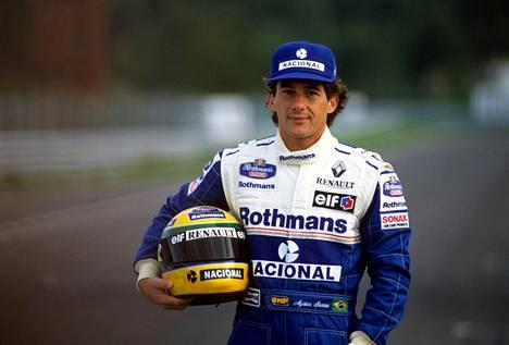 Ayrton Senna 1960–1994