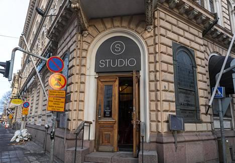 Turun Linnankatu 18:ssa on aikoinaan ollut pankki.