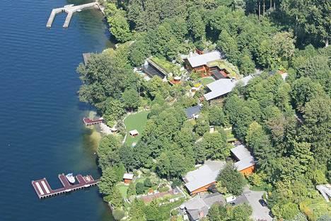 Gatesien talo on yksi maailman arvokkaimmista.