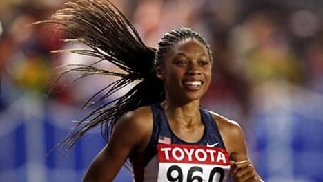 Pikajuoksija Allyson Felix valittiin Yhdysvalloissa vuoden naisyleisurheilijaksi ja arvostetun Jesse Owens -palkinnon saajaksi.