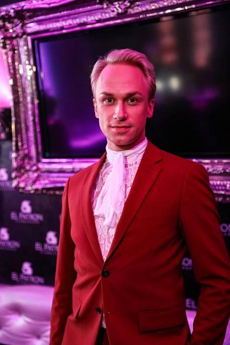 Christoffer Strandberg nähdään lukuisissa MTV:n ohjelmissa.