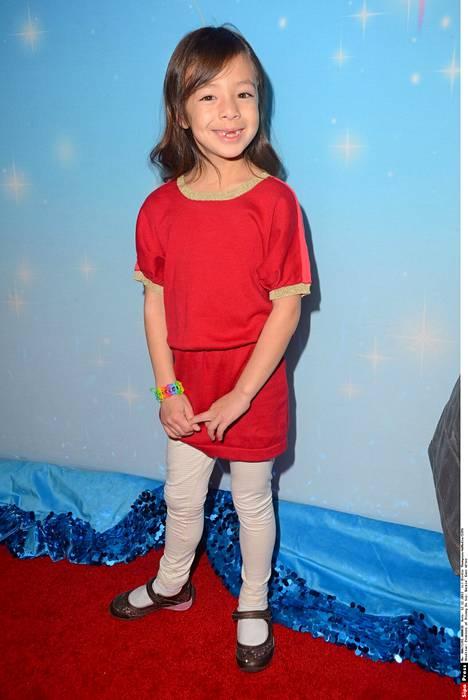 Tältä Aubrey Anderson-Emmons näytti aloittaessaan Moderni perhe -sarjassa.