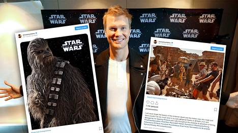 Näyttelemisestä jo nuorena innostuneelle Joonas Suotamolle rooli Chewbaccana on ollut unelmien täyttymys.