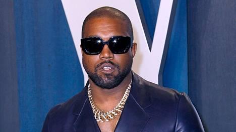 Kanye West haluaa jatkossa olla pelkkä Ye.