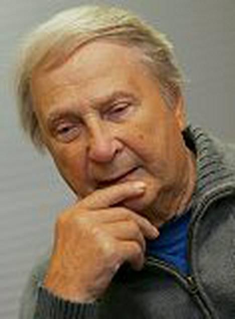 Helge Herala muutti heinäkuussa Helsingin kaupungin ylläpitämään Riistavuoren palvelutaloon.