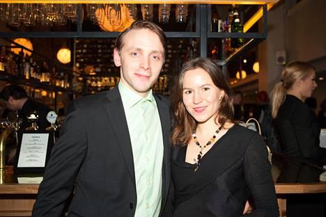 Reino ja Maria Nordin ovat olleet naimisissa jo vuosia ja heillä on kaksi lasta.