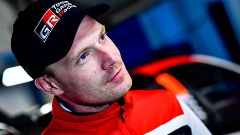 Jari-Matti Latvala joutui vuonna 2018 kiistaan Suomen verokarhun kanssa.