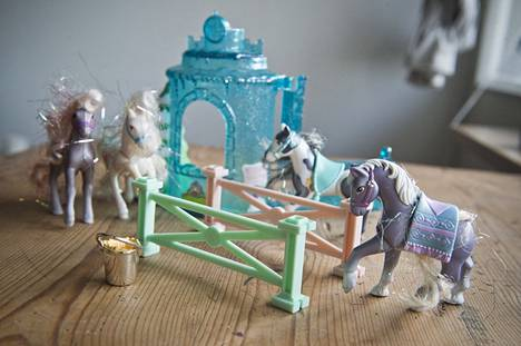 Hevoset ovat keräilijöiden suosiossa.