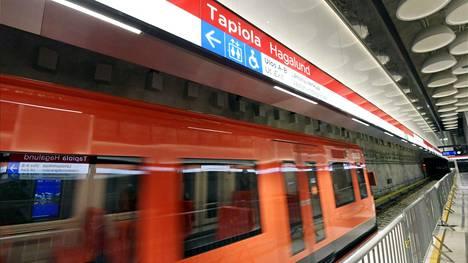 Länsimetron käyttöönotto syyskuussa näyttää toteutuvan.
