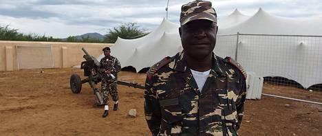 Viikonloppu oli sekä järjestyksenvalvonta- että näytösmielessä voimanponnistus Namibian armeijalle, johon kuuluvat maavoimien lisäksi ilmavoimat ja laivasto.