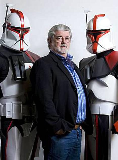 George Lucas haluaa Imperiumin iskujoukkujen 1970-luvun pukujen oikeudet itselleen.