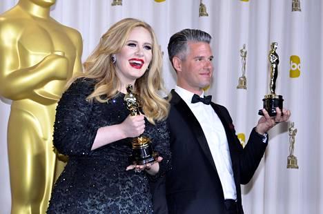 Adele pokkasi parhaan alkuperäiskappaleen palkinnon vuoden 2013 Oscar-gaalassa.